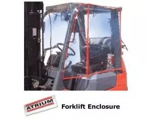 Forklift Enclosure