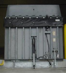 Vertical Storage loading dock