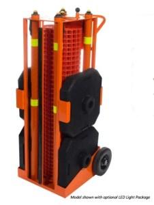 Portable Safety Zone - Model PSZ-SLM