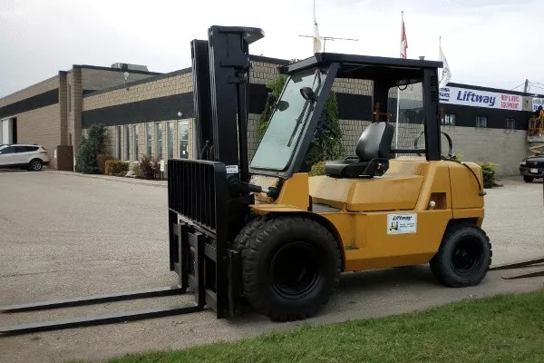 Used Forklifts - Caterpillar