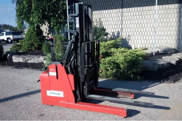 BT Electric Forklift