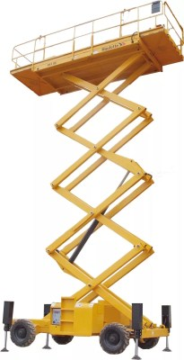 Haulotte - HS3388 RT Scissor Lift