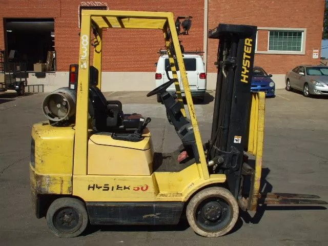 Hyster H50XM Used Forklift