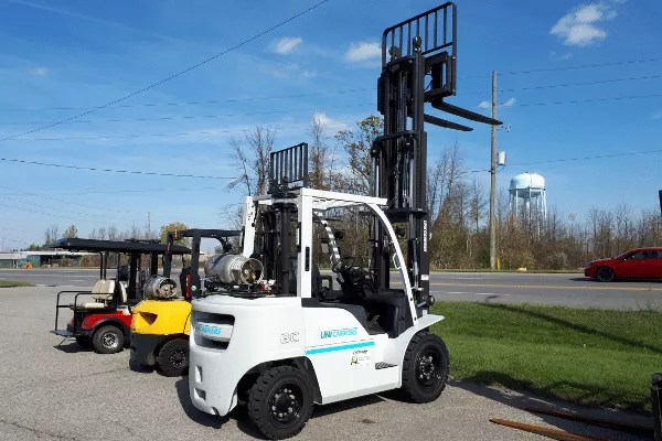 Unicarriers G04 New Forklift