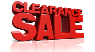 Forklift Year End Clearance Sale