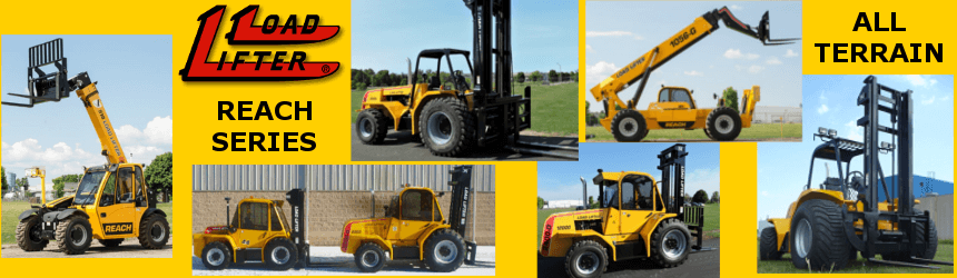 Load Lifter Reach Series - All Terrain