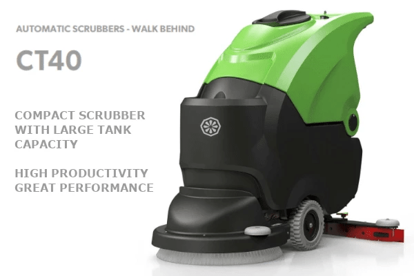 CT40 Automatic Floor Scrubber