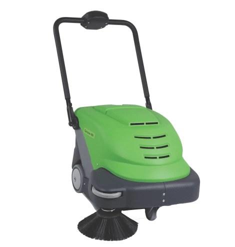 Model 464 Smartvac sweeper