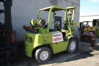 Used Clark C500-Y60 Forklift