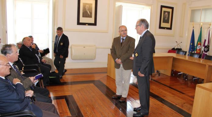 Reunião descentralizada da Direção Central da Liga dos Combatentes com os núcleos da região Alentejo e Algarve