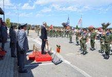 Inauguração do Memorial de Homenagem aos Combatentes do Ultramar, da Freguesia de Santo Amaro – Sousel
