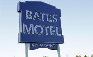 Bates Motel Post