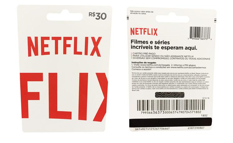 Netflix com pin