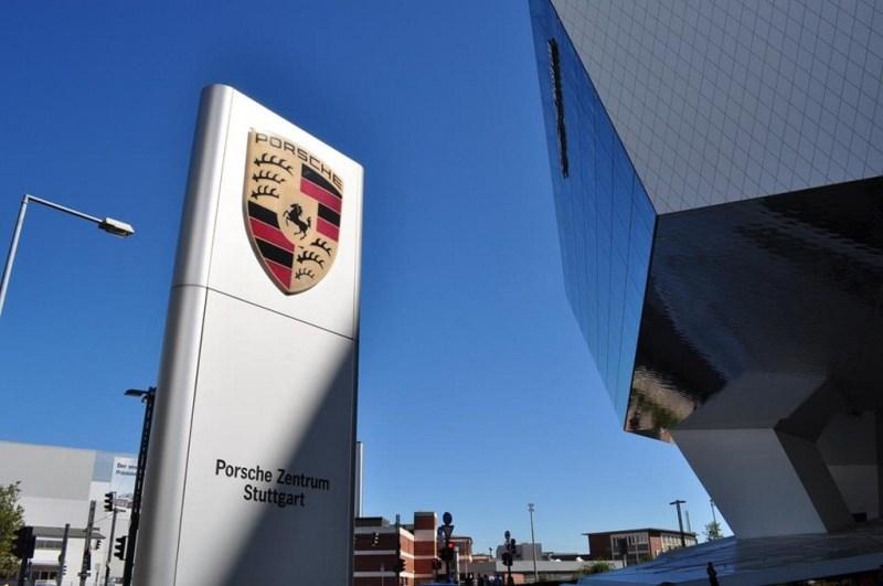 Viagem para Alemanha - Stuttgart e o Museu da Porsche