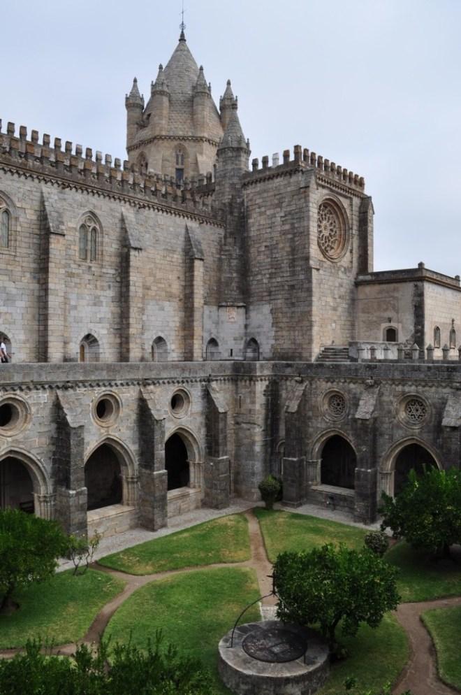 Évora Portugal - Catedral da Sé