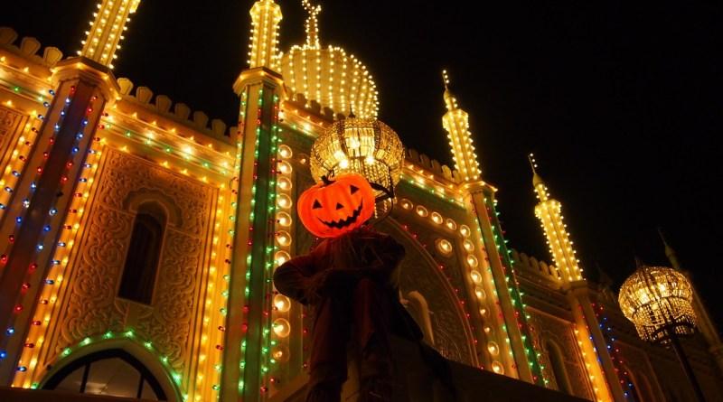 Copenhagen, Dinamarca – Visitando o Tivoli Gardens no Halloween