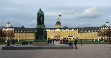 Atrações Turísticas Karlsruhe Ettlingen Alemanha
