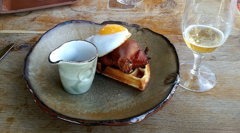 Restaurante Duck & Waffle