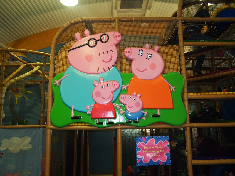 Parque da Peppa Pig (Peppa Pig World) - Playground