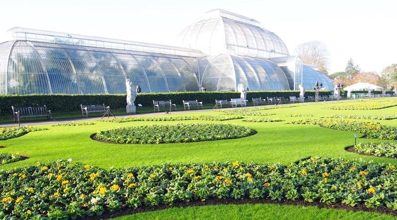 Kew Gardens Londres