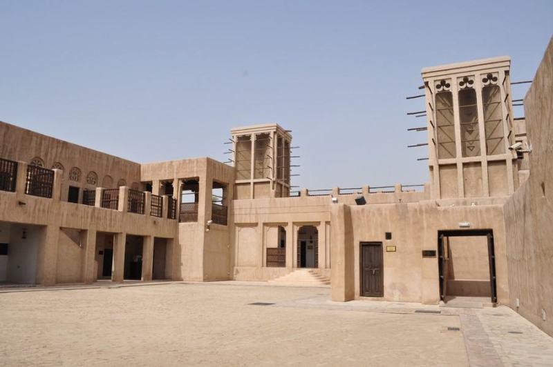 Dubai de graça - Sheikh Saeed Al Maktoum's House