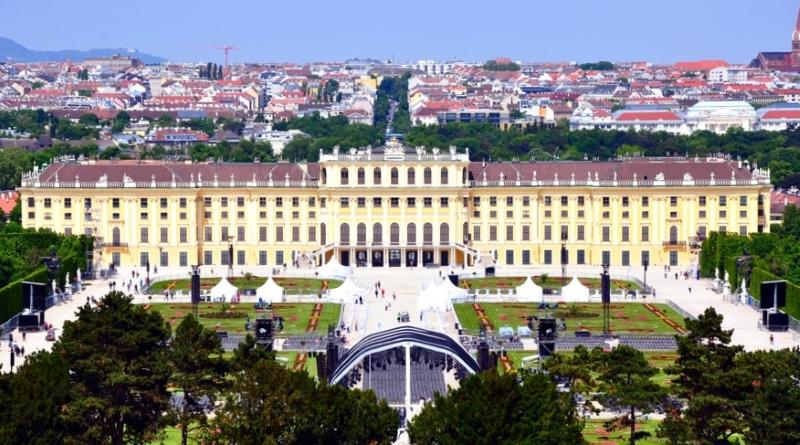 Viena, a rica capital da Áustria
