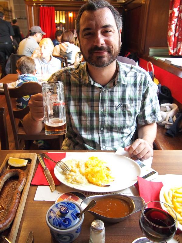 Restaurante Zeughauskeller em Zurique na Suíça - Cerveja
