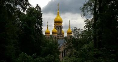 Wiesbaden na Alemanha