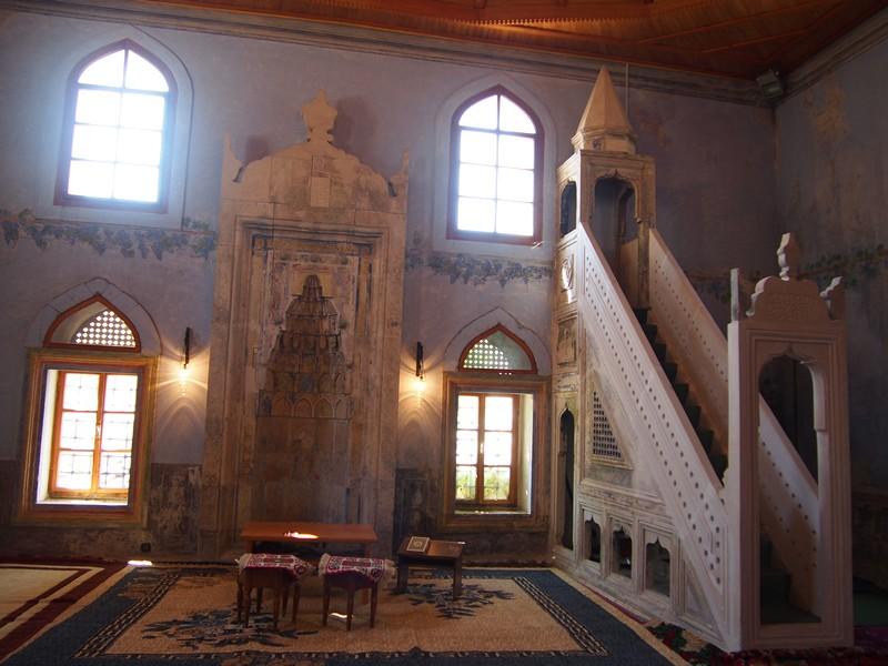 Viagem Mostar Bósnia e Herzegovina - Mesquitas em Mostar