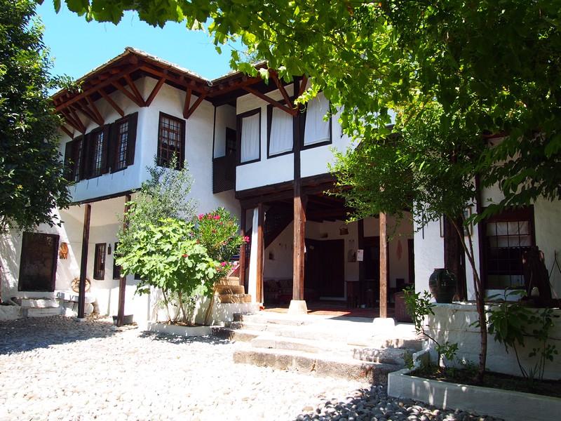 Viagem Mostar Bósnia e Herzegovina - A casa mais velha da cidade, a Kajtaz House