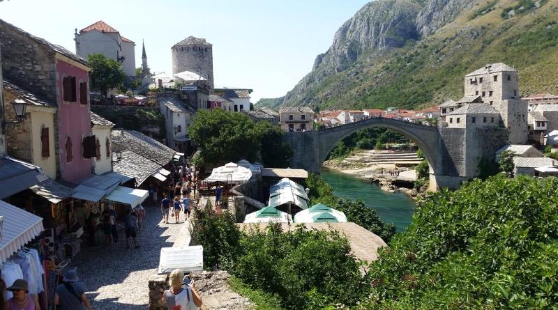 Viagem Mostar Bósnia e Herzegovina