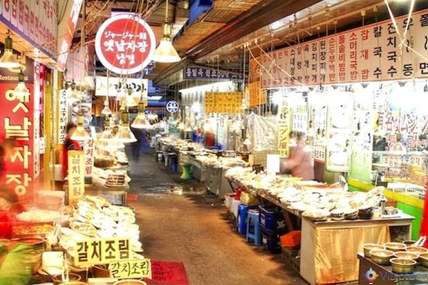 Cidades Sense8 - Sun Bak - Seul, Coréia do Sul