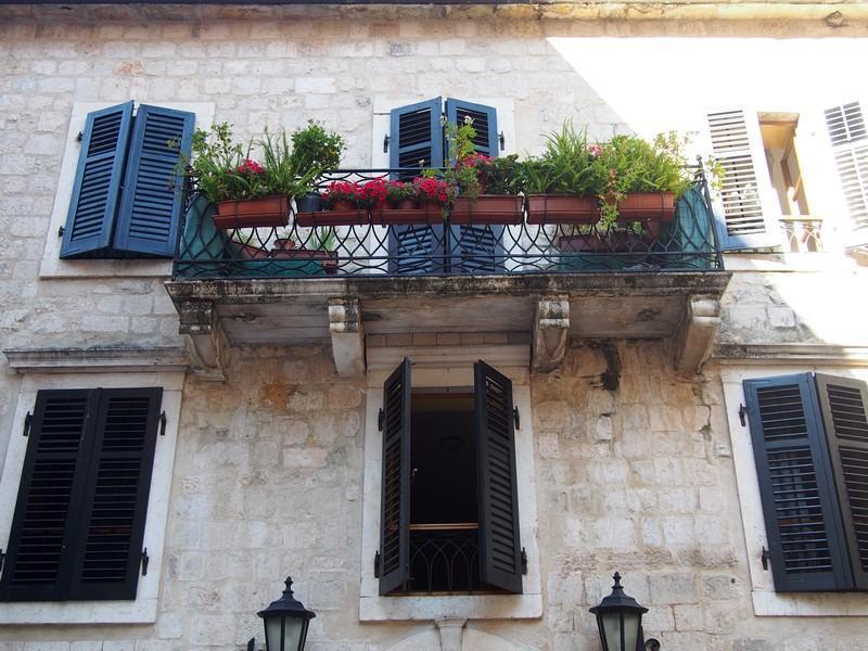 Kotor Montenegro - Arquitetura da cidade