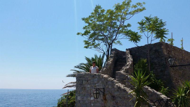 Budva Montenegro - Citadela de Budva