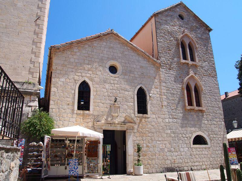 Budva Montenegro - Passeando pela Cidade Velha Budva (Stari grad Budva)