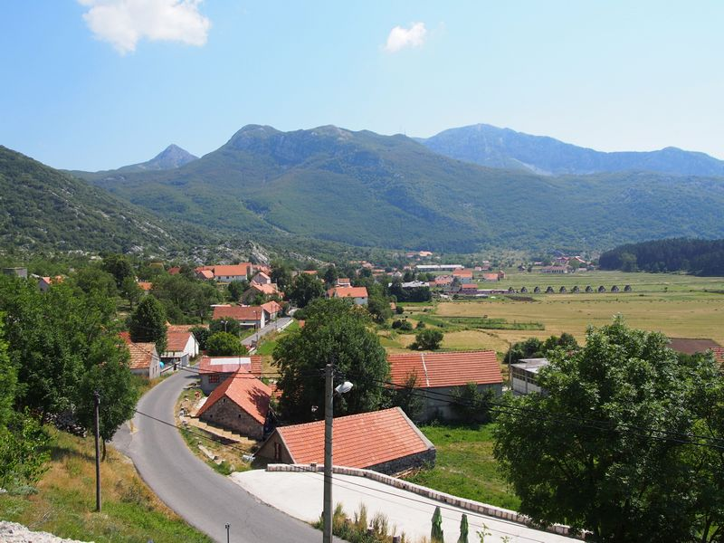 Parque Nacional de Lovcen Montenegro - Njegusi