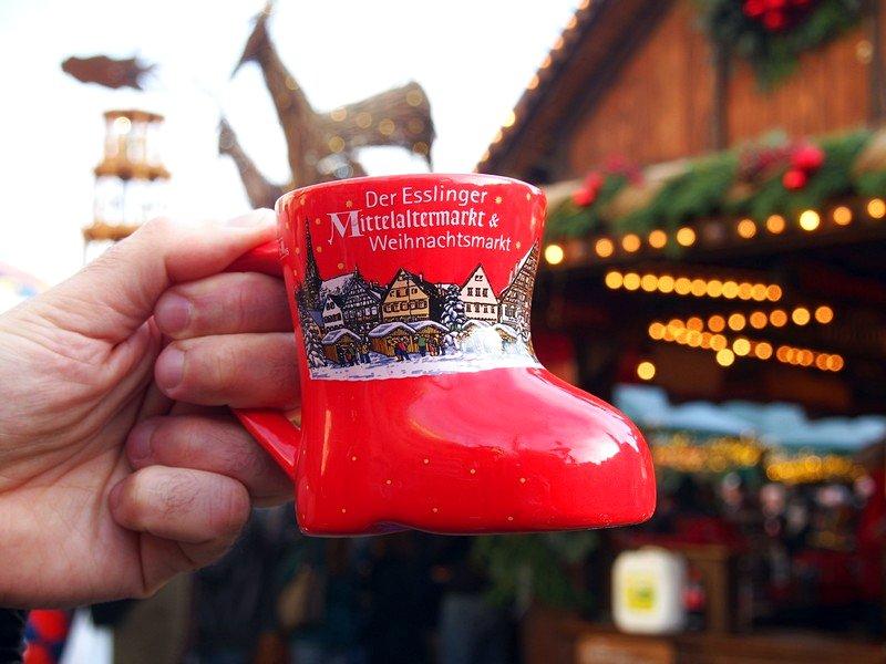 Calendário de Mercados de Natal na Alemanha - Weihnachtsmarkt und Mittelaltermarkt em Esslingen