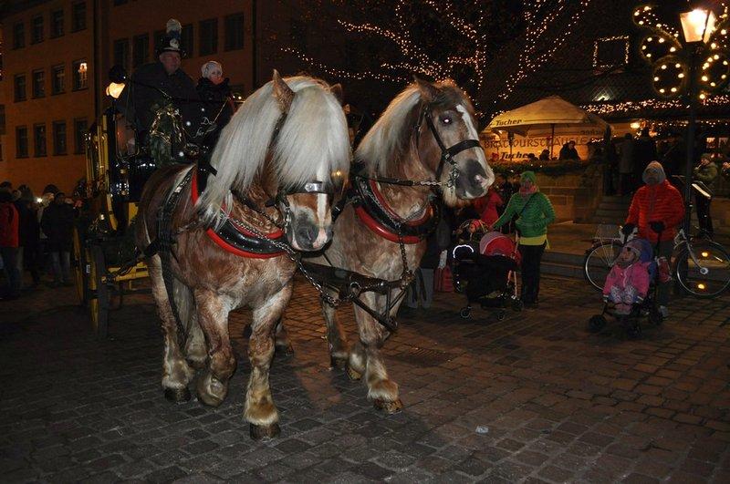 Calendário de Mercados de Natal na Alemanha - Christkindlesmarkt Mercado de Natal de Nuremberg