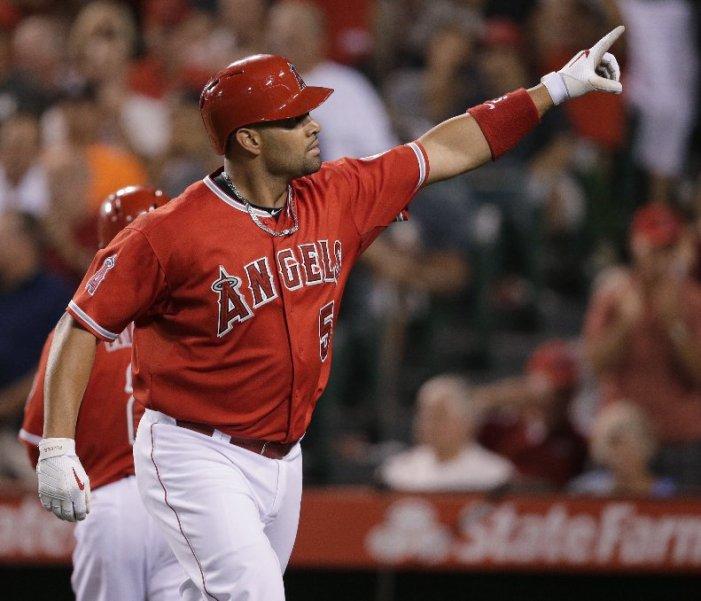 VIDEO: MLB: Pujols llega a 30 jonrones en triunfo de los Angels