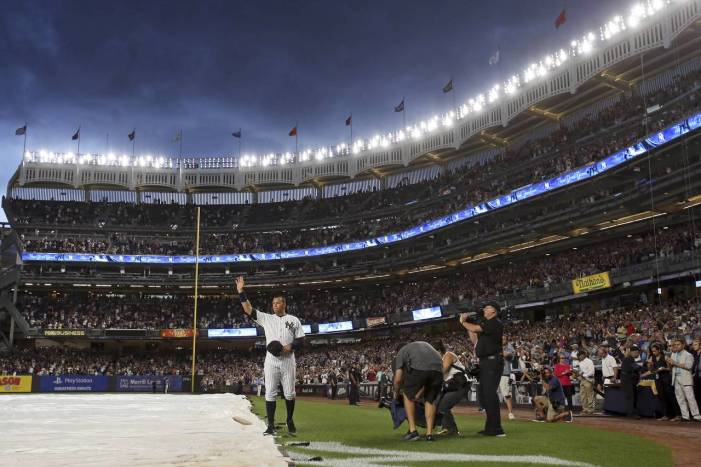 Tras retiro Yankees deben 27MDD a A-Rod