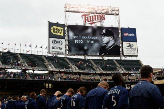 Revelan detalles de la muerte del beisbolista José Fernández