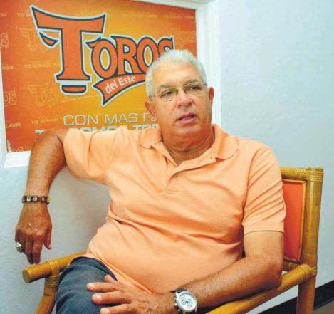 Peguero afirma que Toros están listos para terminar trabajo del pasado torneo