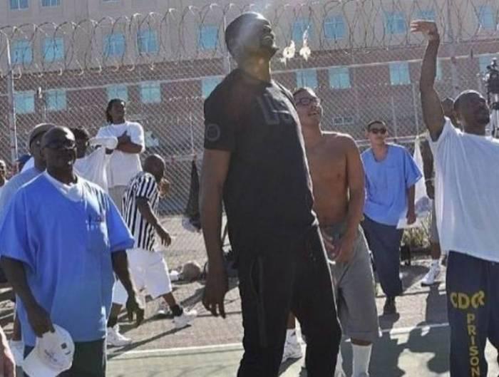 Estrellas de la NBA en una de las cárceles más temidas de EEUU