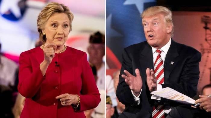 Algunos deportistas apoyan a Clinton y otros a Trump