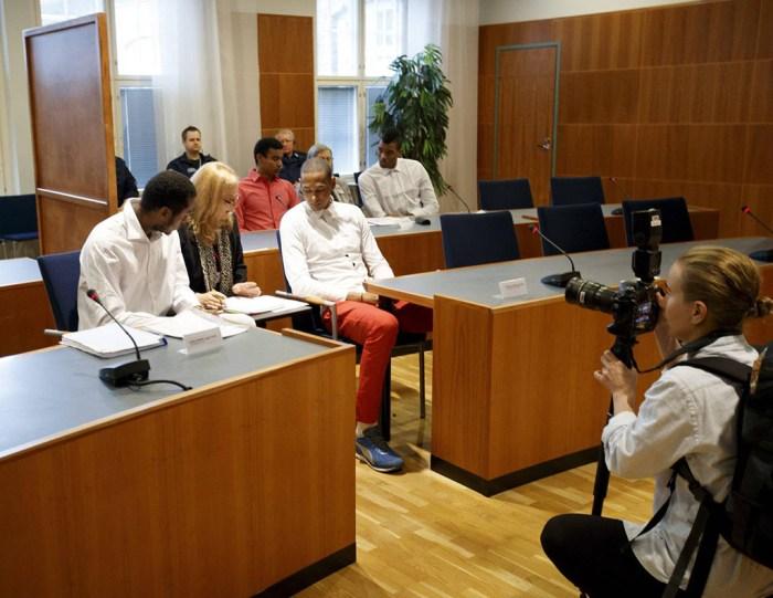 Voleibolistas cubanos declarados culpables de violación en Finlandia