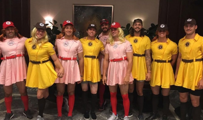 """""""Un equipo muy especial"""" Novatos de Mets"""