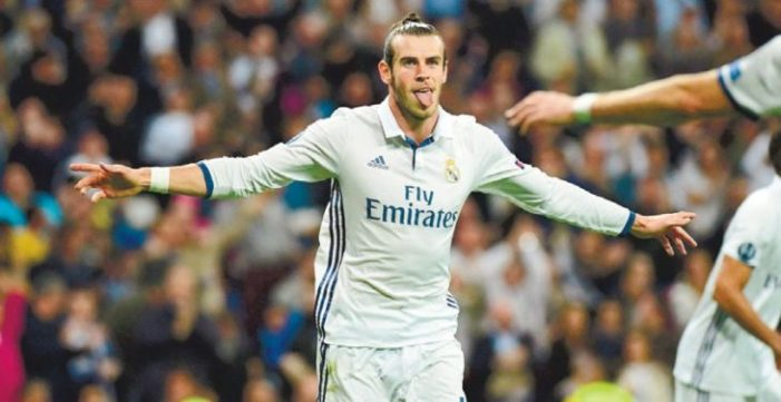 "Real Madrid sigue firme en ""Champions"", golea 5-1"