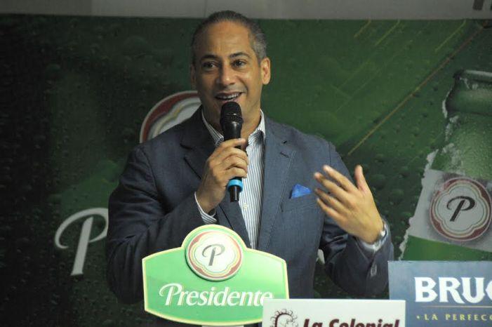 Cerveza Presidente entre patrocinadores de Estrellas