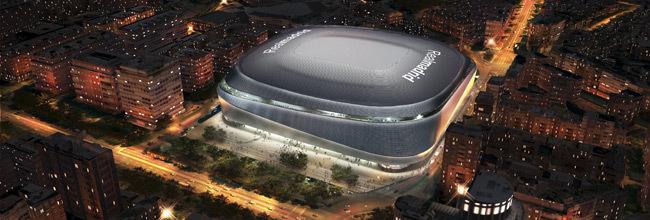 El Real Madrid gastará 400 millones en el nuevo Bernabéu
