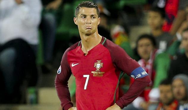 Cristiano y Pepe se ponen a las órdenes de Zidane